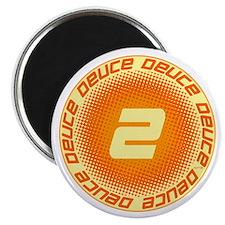 Deuce #2 Magnet
