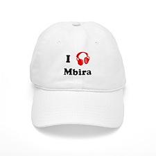 Mbira music Baseball Cap