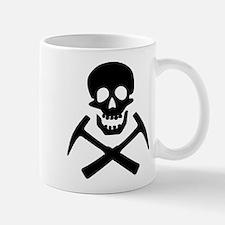 Rockhound Skull Cross Picks Mug