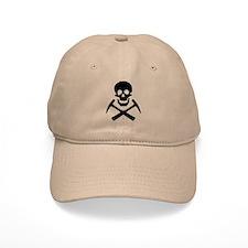Rockhound Skull Cross Picks Hat