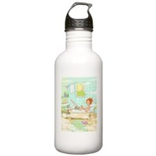 Bath Time is Me Time Sports Water Bottle