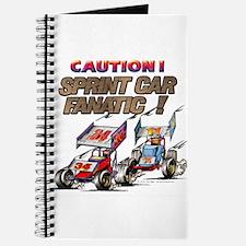 Unique Auto racing Journal