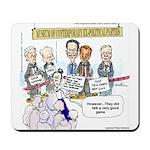 Museum Of Ex Political Parties Mousepad