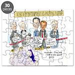 Museum Of Ex Political Parties Puzzle