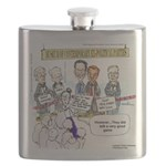 Museum Of Ex Political Parties Flask