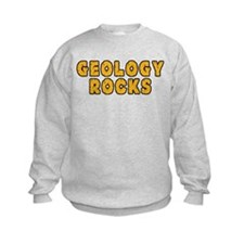 Geology Rocks Sweatshirt