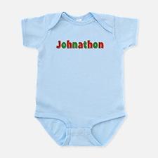 Johnathon Christmas Infant Bodysuit