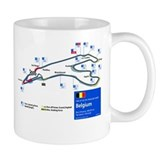 Formula 1 Coffee Mugs