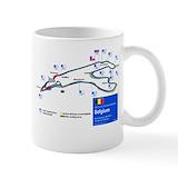 Formula 1 Coffee Mugs