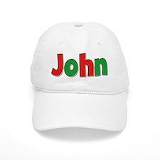 John Christmas Baseball Cap