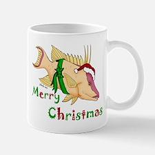 Holiday Hogfish Mug