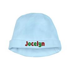 Jocelyn Christmas baby hat
