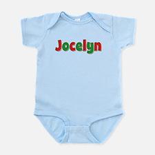 Jocelyn Christmas Infant Bodysuit
