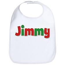 Jimmy Christmas Bib