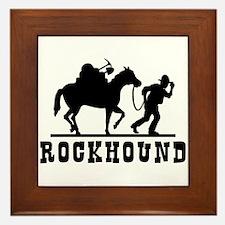 Rockhound Framed Tile