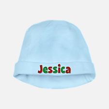 Jessica Christmas baby hat
