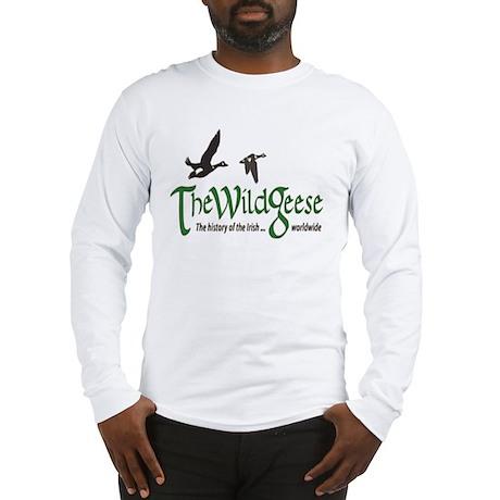 The Wild Geese Logo Long Sleeve T-Shirt