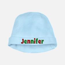 Jennifer Christmas baby hat