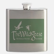 The Wild Geese Flask