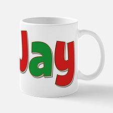Jay Christmas Mug