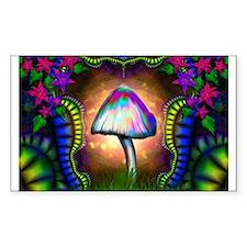 Magic Mushroom Decal