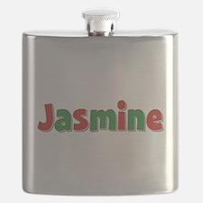 Jasmine Christmas Flask