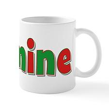 Jasmine Christmas Small Small Mug
