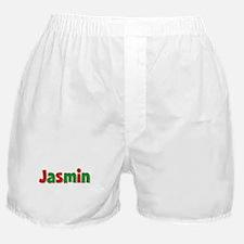 Jasmin Christmas Boxer Shorts