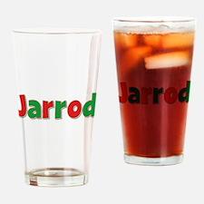 Jarrod Christmas Drinking Glass