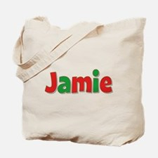 Jamie Christmas Tote Bag