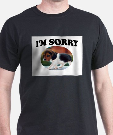 SORRY PUPPY T-Shirt