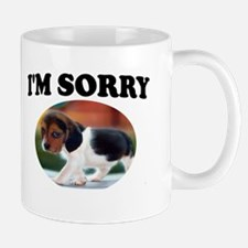 SORRY PUPPY Mug