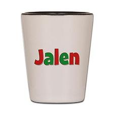 Jalen Christmas Shot Glass