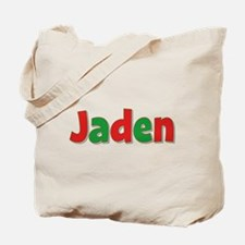 Jaden Christmas Tote Bag