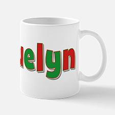 Jacquelyn Christmas Mug