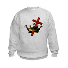 Cross and Crown Sweatshirt