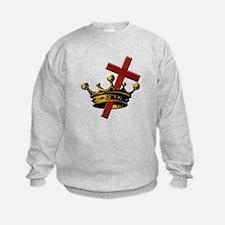 Cross and Crown Sweatshirt