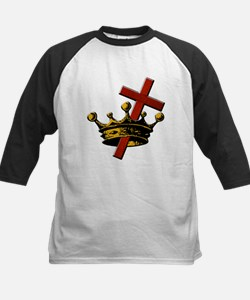Cross and Crown Tee