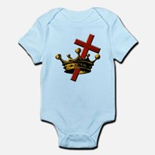 Cross and Crown Infant Bodysuit