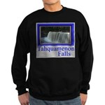 Tahquamenon Falls Michigan Up Sweatshirt (dark)