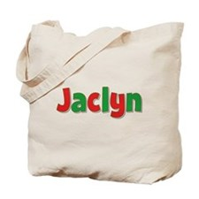 Jaclyn Christmas Tote Bag