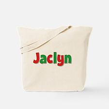 Jaclyn Christmas Tote Bag