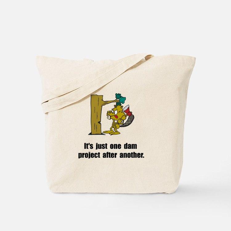 Beaver Dam Tote Bag