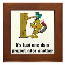 Beaver Dam Framed Tile
