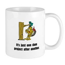 Beaver Dam Small Mug