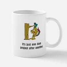 Beaver Dam Small Small Mug