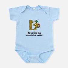 Beaver Dam Infant Bodysuit