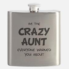 Crazy Aunt Flask