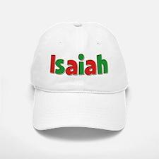 Isaiah Christmas Baseball Baseball Cap