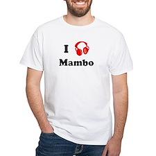 Mambo music Shirt